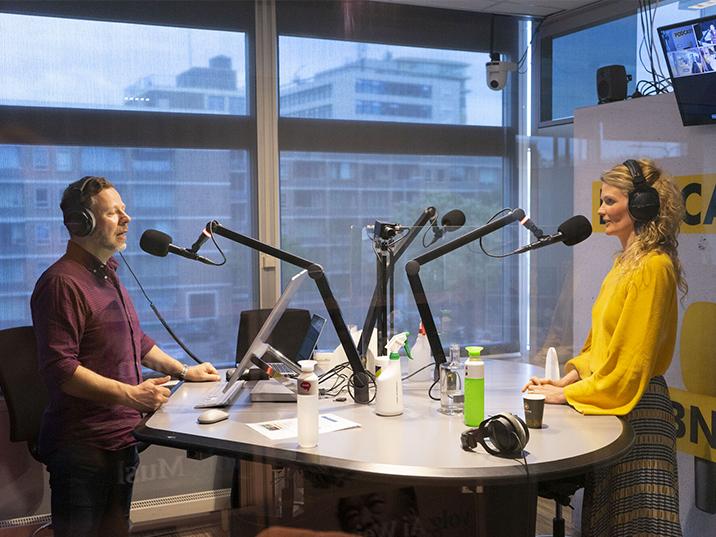 Uitgenodigd bij de Ben Tiggelaar podcast op BNR Nieuwsradio